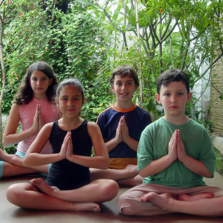 Yoga para Crianças intensivo