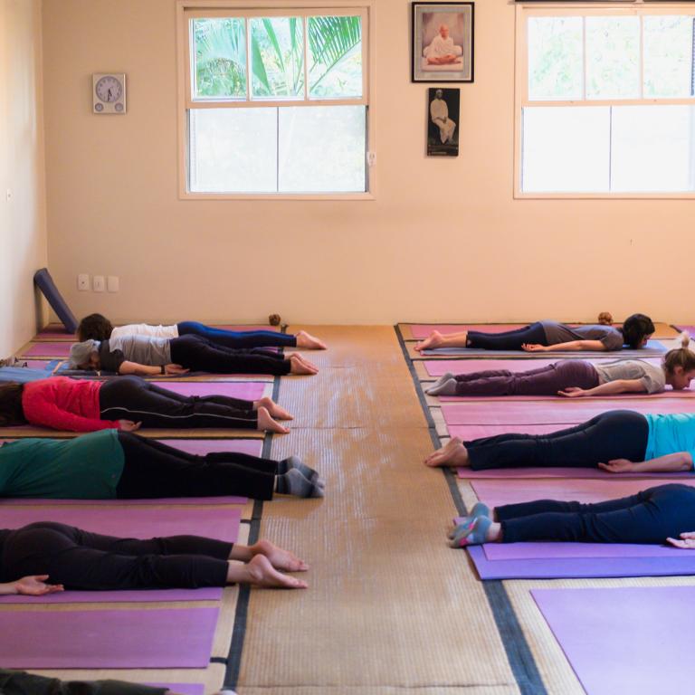 Yoga Nidra – laboratório Prático