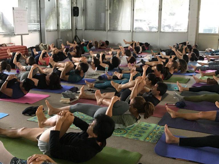 Capacitação em Yoga – 2019