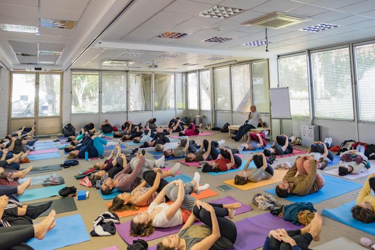Capacitação em Yoga – Agosto