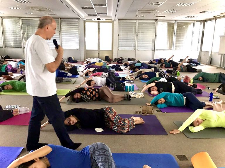 Capacitação em Yoga
